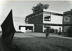 Stiftung Saarländischer Kulturbesitz: Architektur