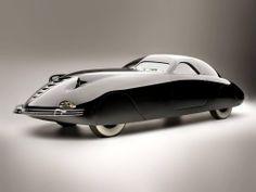 The Phantom Corsair is a prototype automobile built in 1938