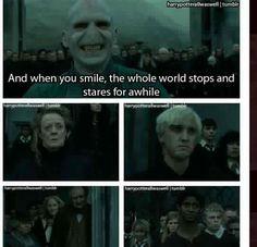 Voldemort Funny   Funny Draco