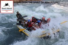 Beach Hideout – Beach Camping and River Rafting Packages - Rishikesh http://beachhideout.in/