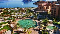 Villa del Palmar Beach Resort & Spa at the Islands of Loreto, one of the Best Golf Resorts in Mexico. Loreto All-Inclusive Hotel Packages available. Vacation Packages, Mexico Travel, Resort Spa, Beach Resorts, Studio, Family Travel, Trip Advisor, Traveling By Yourself, Villa