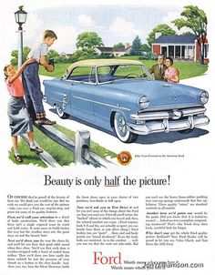 Ford ad [1953]
