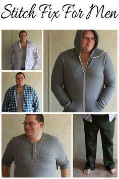 Stitch Fix for Men - http://www.littleblogonthehomestead.com/stitch-fix-for-men/
