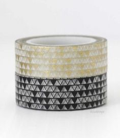 Triangle Pennant Banner Washi Tape - Triangle - Washi Tape Other