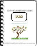 E-ZÁSOBNÍK JARO 1 sada témat Montessori, Activities For Kids, How To Plan, Education, Children, Jar, Literatura, Autism, Biology