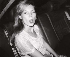 Kate Moss : how you do it