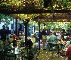 German beer garden :)