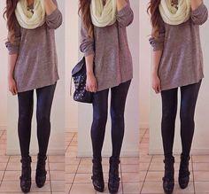 Me encanta este outfits ,perfecto para un día de sol o invierno ,para ir al cine ,una cita o un día de estudio o trabajo , recomendable para adoles\u2026
