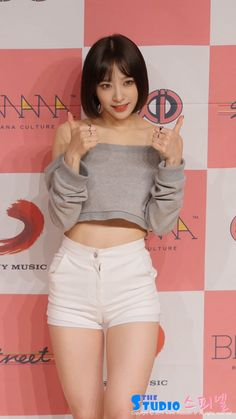 #EXID #Hani 1st Album 'Street' Showcase
