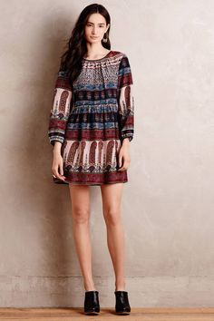 Anthropologie's July Arrivals: Dresses - Topista