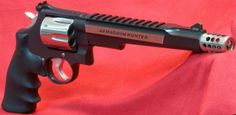 You're not bulletproof., Smith & Wesson 629 Magnum Hunter A custom. 44 Magnum, Smith And Wesson Revolvers, Smith N Wesson, Weapons Guns, Guns And Ammo, Zombie Guns, Hand Cannon, Firearms, Shotguns