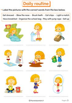 Daily English Actions: Primary School Exercises – Diet and Nutrition Teaching English Grammar, English Writing Skills, English Vocabulary Words, English Phrases, English Lessons, Primary English, Kids English, Learn English, English Activities For Kids
