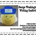 Do you need something fun to spice up your President's Day activities. This freebie includes a writing craftivity about George Washington. Includes...