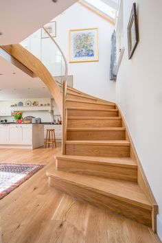 Angus & Mack Staircase