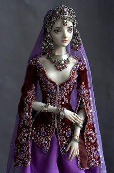 Enchanted Dolls By Marina Bychkova | Enchanted Dolls: Porcelain Beauties By Marina Bychkova | Flickr ...