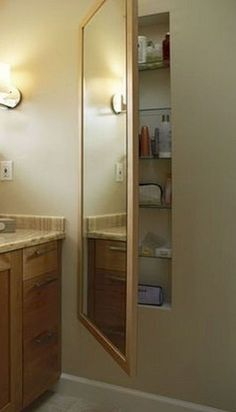 Inspiring DIY Small Bathroom Organization and Storage Ideas (5)