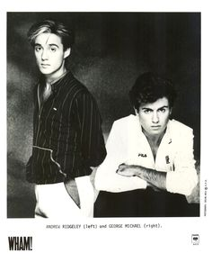 Revealing my little secret: I am still in love with Wham!