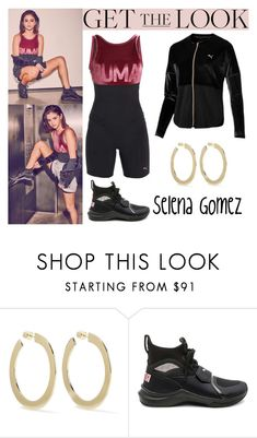 Designer Clothes, Shoes & Bags for Women Puma Outfit, Cl Fashion, Selena Gomez Outfits, Jennifer Fisher, Queen, Get The Look, Her Style, Campaign, Beautiful