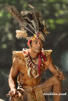 Dayak tribes - null