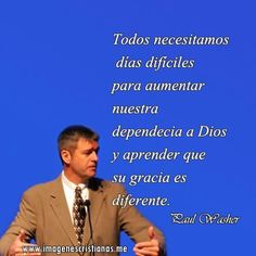 Paul Washer Dependencia De Dios