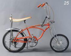Lowrider Bicycle, Bmx Bicycle, Power Bike, Push Bikes, Drag Bike, Chopper Bike, Kustom Kulture, Old Bikes, Retro Toys