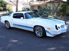 1980 CHEVROLET CAMARO Z/28 RS 2 DOOR COUPE $10,450