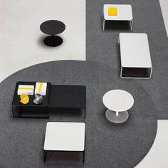 Lapalma Toe Coffee Table, Square & Lapalma Coffee Tables | YLiving