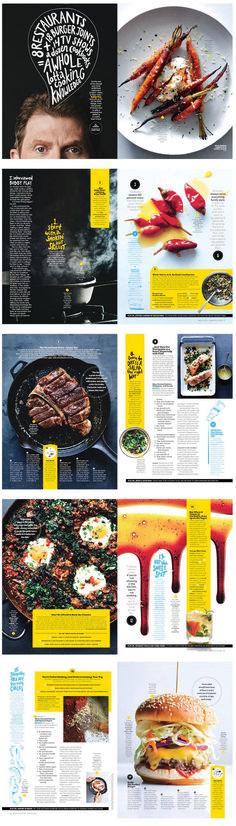 Amazing Magazine Layout Design Idea (57)