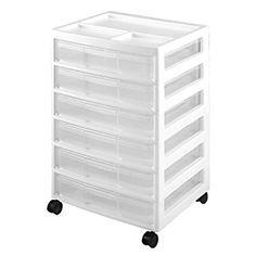 Amazon.com: 6 Drawer Cart: Home & Kitchen