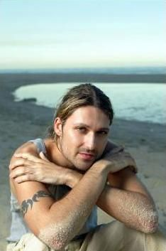 David Garrett beautiful♡  I wonder where this was?  Such a nice photo