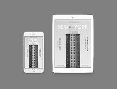 New York - Newspaper on Behance