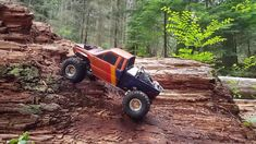 Custom built Toyota Hilux with VP portal axles. Portal Axles, Rc Rock Crawler, Toyota Hilux, Diecast, Remote, Monster Trucks, Nature, Naturaleza, Off Grid