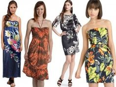print summer dresses