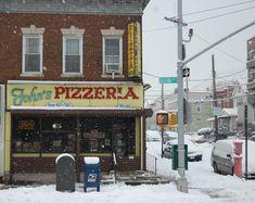 Pizzeria Design, Queens Nyc, Queens New York, Elmhurst Queens, Ridgewood Queens, Flushing Queens, Nyc Pics, New York Wallpaper, America