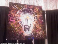 """pair with allan bloom quote for art project """"education is the movement from darkness to light"""""""