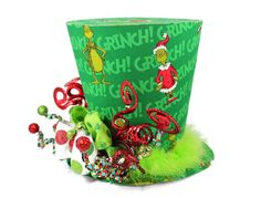 Who doesnt love Dr Seuss The Grinch who Stole Christmas, the grumpy green Dr Seuss character has become a fun part of our holiday traditions. Bring