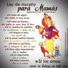 Ser mamá