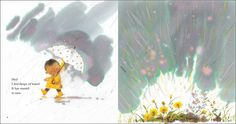 Hye-won Yang : Will it Rain or Snow? Kids Story Books, Book Design Layout, Old Art, Illustrations And Posters, Children's Book Illustration, Game Art, Childrens Books, Artwork, Painting