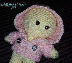 Ravelry: GumDrops hooded jacket pattern by JellyBean Dreams