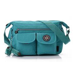 Women Messenger Bags  travel Casual-bag Outdoor Nylon 19 Colors, Shoulder  Handbags Women - Kiple Bag. Price  12,99€   piece ee2022eaa4b