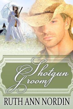 Shotgun Groom (Nebraska Historical Romances Book 6) by Ruth Ann Nordin, http://www.amazon.co.uk/dp/B006794HOI/ref=cm_sw_r_pi_dp_qII8tb1QZPYVY