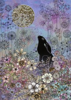 Moon Hare ~ Jane Crowther