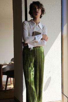 El diario de belleza de Greta Fernández © Fotografía: Alba Yruela / Realización: Ahida Aguirre