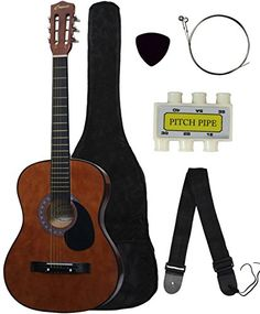 "Crescent 38"" Coffee Beginner Acoustic Guitar Starter Pack... https://www.amazon.com/dp/B01I8L5IQS/ref=cm_sw_r_pi_dp_x_ONcBzb0C1VR5J"