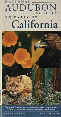 National Audubon Society Field Guide to California: Peter Alden, Fred Heath: 9780679446781: Amazon.com: Books Audubon Society, Most Popular Books, Science Biology, Field Guide, Ecology, Reading Online, Audio Books, Wild Flowers, Books To Read