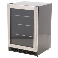 Magic Chef 178 Can oz. Beverage Cooler, Stainless Door at The Home Depot - Mobile Diy Kitchen Remodel, Kitchen Upgrades, Kitchen Remodeling, Old Kitchen, Country Kitchen, Kitchen Ideas, Magic Chef, Basement Renovations, Basement Ideas