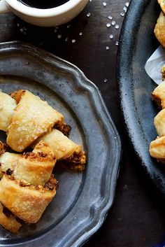 Rugelach - flaky, golden pastry surrounds your choice of delicious filling. | King Arthur Flour