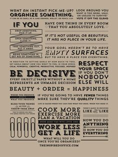 Really digging this $35 poster from 'The Inspired Office.'  Its message is essentially my life mantra...