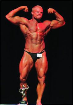 Neil Wins NABBA Championship as Best Newcomer 2011- Fuelled by Herbalife