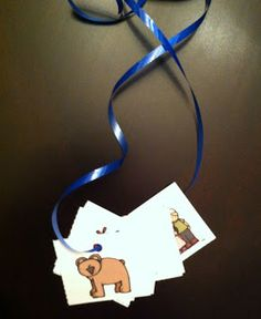Brown Bear, Brown Bear Retelling Necklace